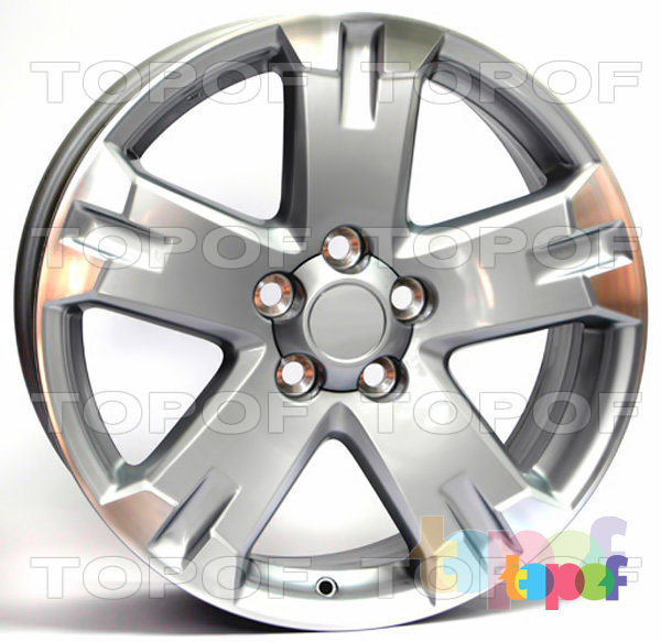 Колесные диски Replica WSP Toyota W1750 Catania