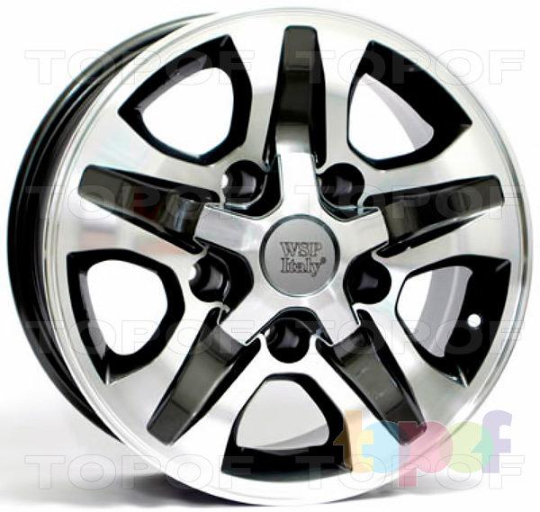 Колесные диски Replica WSP Toyota W1751 Cesare. Изображение модели #1