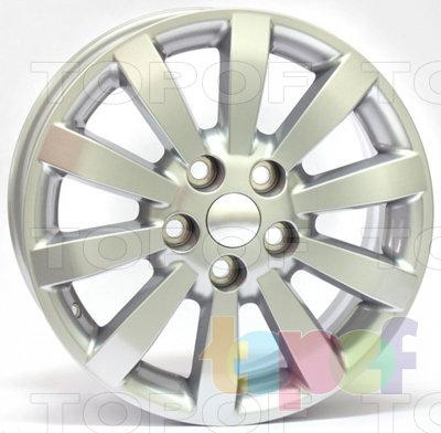 Колесные диски Replica WSP Toyota W1752 Auris. Изображение модели #1