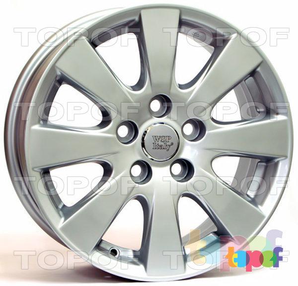 Колесные диски Replica WSP Toyota W1754 Tripoli. Изображение модели #1