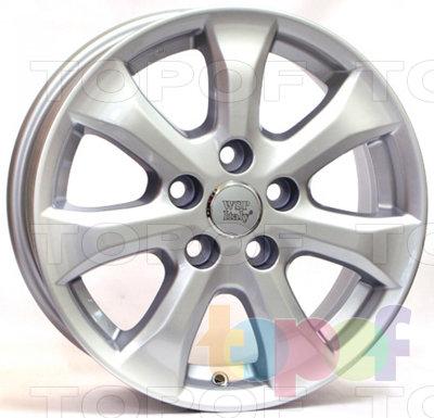 Колесные диски Replica WSP Toyota W1755 Romagnano. Изображение модели #1
