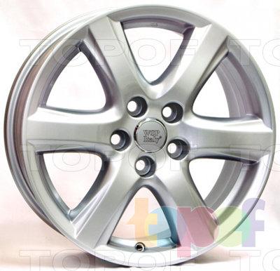 Колесные диски Replica WSP Toyota W1756 Nefertiti. Изображение модели #1
