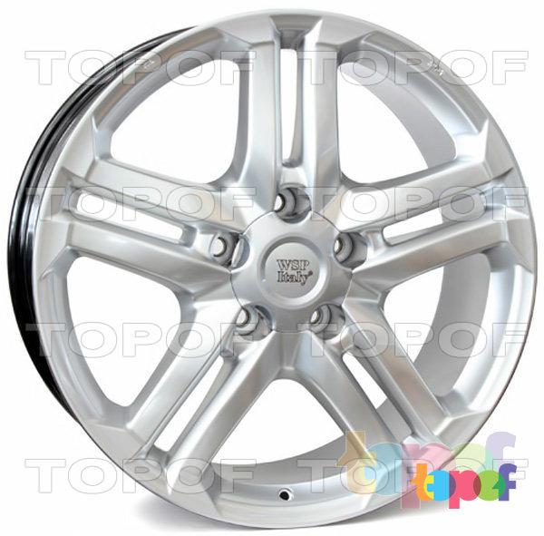 Колесные диски Replica WSP Toyota W1759 Brasil. Изображение модели #1