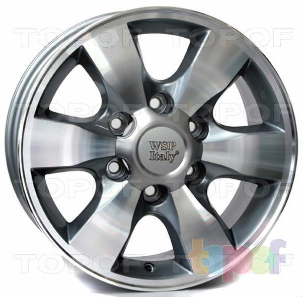 Колесные диски Replica WSP Toyota W1760 Sapporo. Изображение модели #1
