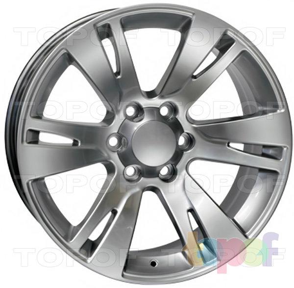 Колесные диски Replica WSP Toyota W1765 Venere. Цвет колесного диска - Hyper Silver (Насыщенный серебряный)