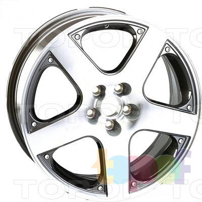 Колесные диски Replica WSP Volkswagen W430 Sorrento. Изображение модели #1