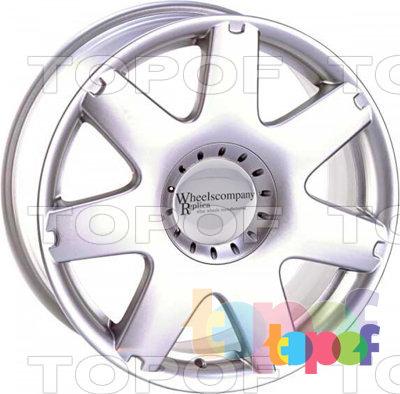 Колесные диски Replica WSP Volkswagen W434 Herbie. Изображение модели #1