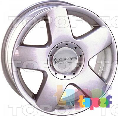 Колесные диски Replica WSP Volkswagen W435 Artic. Изображение модели #1