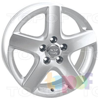 Колесные диски Replica WSP Volkswagen W436 Ravello. Изображение модели #1