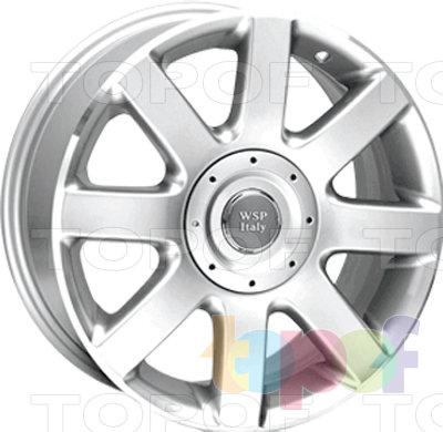 Колесные диски Replica WSP Volkswagen W439 Maratea. Изображение модели #1