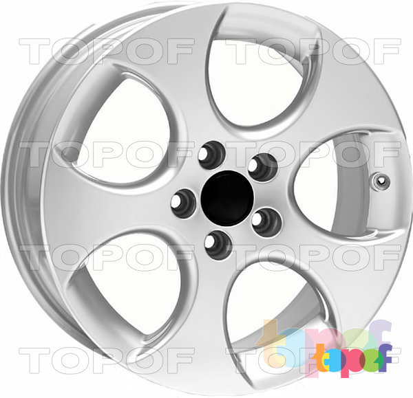 Колесные диски Replica WSP Volkswagen W441 Ankara. Изображение модели #1