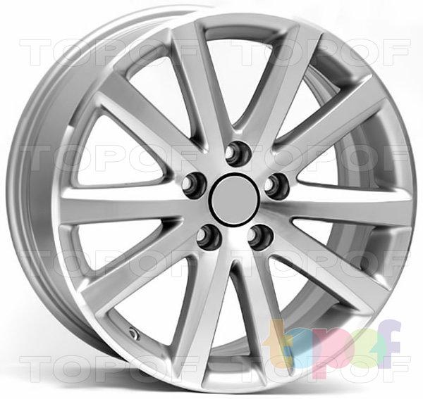 Колесные диски Replica WSP Volkswagen W442 Sparta