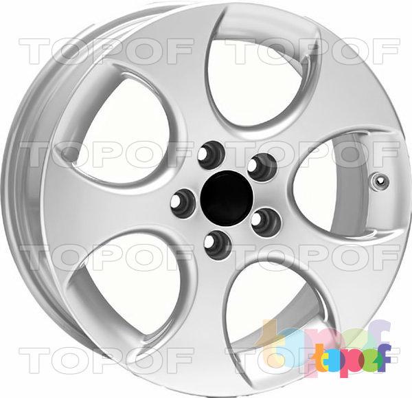 Колесные диски Replica WSP Volkswagen W444 Ciprus. Изображение модели #3