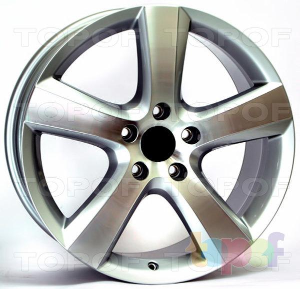 Колесные диски Replica WSP Volkswagen W451 Dhaka. Изображение модели #1