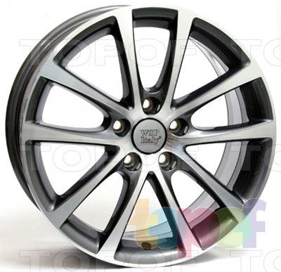Колесные диски Replica WSP Volkswagen W454 Riace. Изображение модели #1