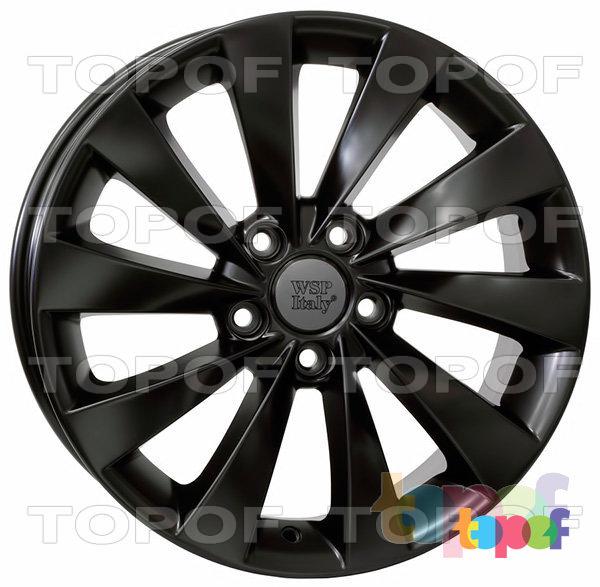 Колесные диски Replica WSP Volkswagen W456 Ginostra. Изображение модели #1