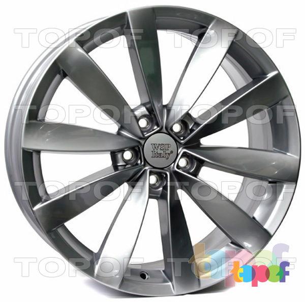 Колесные диски Replica WSP Volkswagen W457 Rostock. Цвет колесного диска - Silver (Серебряный)
