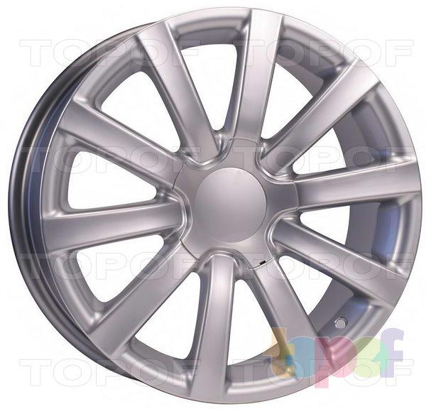 Колесные диски Replica WSP Volkswagen W459 Sahara. Изображение модели #1