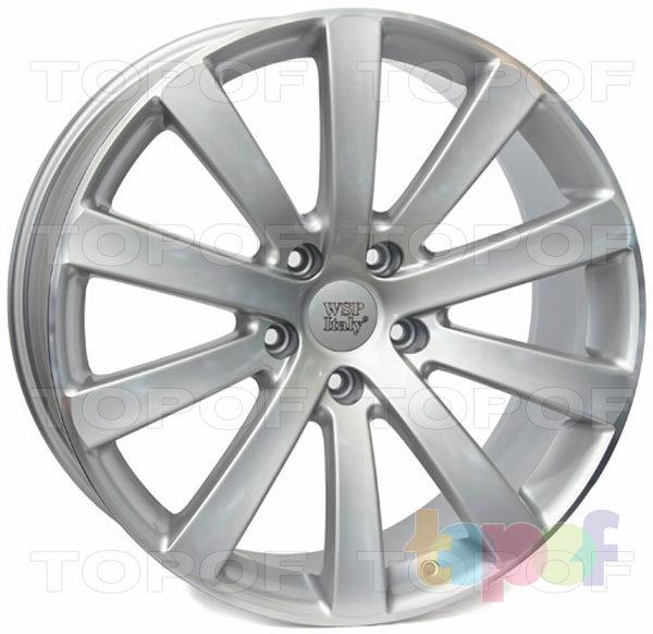 Колесные диски Replica WSP Volkswagen W459 Sahara. Изображение модели #2