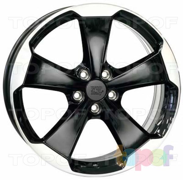 Колесные диски Replica WSP Volkswagen W465 Laceno GTI