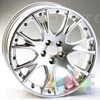 Колесные диски Replica WSP Volvo W1210 Wind. Изображение модели #1