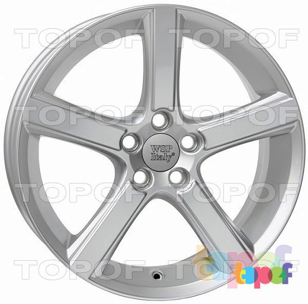 Колесные диски Replica WSP Volvo W1257 Nord. Цвет колесного диска - Silver (Серебряный)