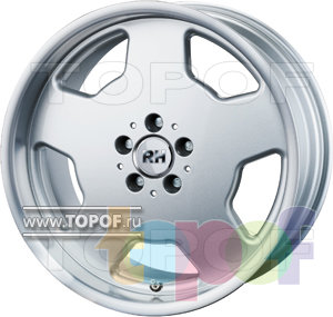 Колесные диски RH AA Topline. Изображение модели #1