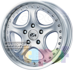 Колесные диски RH AG Cup. Изображение модели #2
