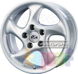 Колесные диски RH AH Turbo. Изображение модели #1