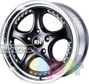 Колесные диски RH AL Cup. Изображение модели #1