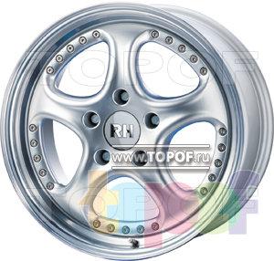 Колесные диски RH AL Cup. Изображение модели #2