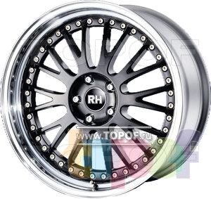 Колесные диски RH AN Crossline. Изображение модели #1