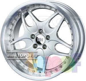 Колесные диски RH AR Doppelspeiche. Изображение модели #1