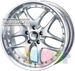 Колесные диски RH AV Prestige+. Изображение модели #1