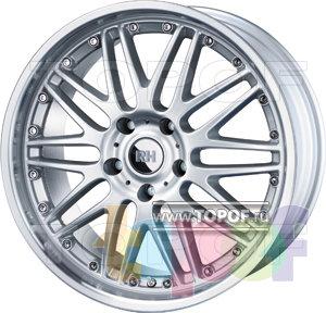Колесные диски RH AW Crossline. Изображение модели #2