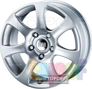 Колесные диски RH BA Seven. Изображение модели #1