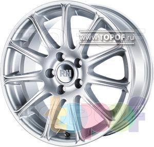 Колесные диски RH BB Snake. Изображение модели #1