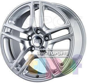 Колесные диски RH BE. Изображение модели #1