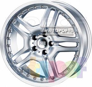 Колесные диски RH DA Sport. Изображение модели #2