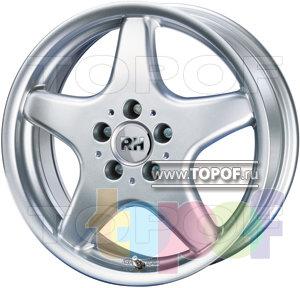 Колесные диски RH DB. Изображение модели #1
