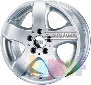 Колесные диски RH DC. Изображение модели #1