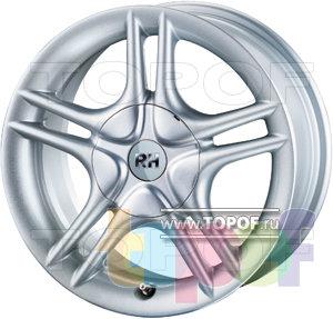 Колесные диски RH Doppelspeiche C. Изображение модели #1