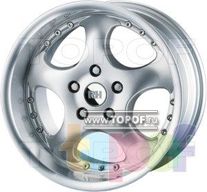 Колесные диски RH FA Funline. Изображение модели #1