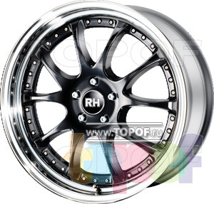 Колесные диски RH MK Dynamik. Изображение модели #1