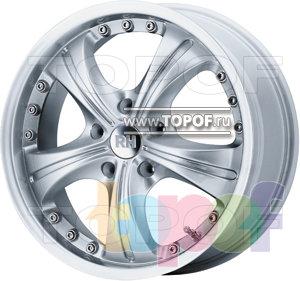 Колесные диски RH MZ. Изображение модели #1