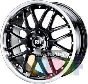 Колесные диски RH NF Crossline. Изображение модели #1