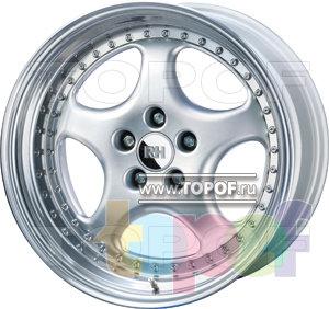 Колесные диски RH PD. Изображение модели #1