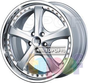 Колесные диски RH RAU Vesuv. Изображение модели #2
