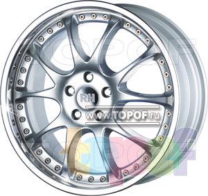 Колесные диски RH RMK Dynamik. Изображение модели #2