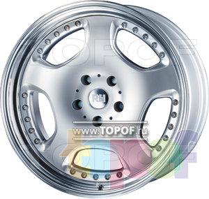Колесные диски RH VIP ME. Изображение модели #1